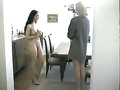 Jennifer Avalon  and Jewel in the break room Pt 1
