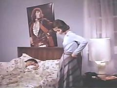 Hard-to-find vintage porn with two passionate lesbian girls