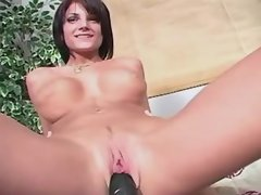 Hot dolls in crazy orgy w strapon